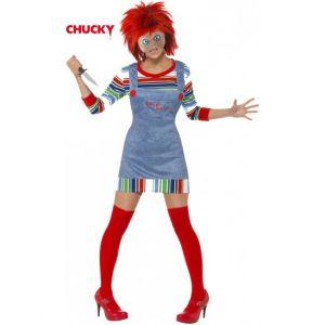 Déguisement Chucky la poupée