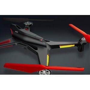 Alien Black X - Drone radiocommandé 2,4 Ghz