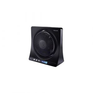 Honeywell Ventilateur de table noir quietset®