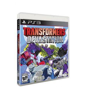 Transformers : Devastation [import anglais] [PS3]