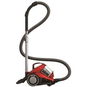 Image de Dirt devil Aspirateur sans sac DD2424-1 700 W Rouge