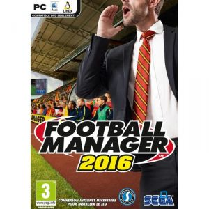 Football Manager 2016 [PC, MAC]