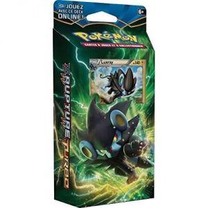 Asmodée Coffret cartes Pokémon XY Rupture Turbo Luxray Regard électrique