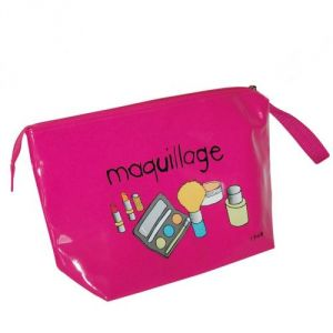 Incidence Trousse vinyle Maquillage