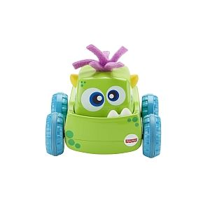 Fisher-Price Véhicule Monstre Press & Go
