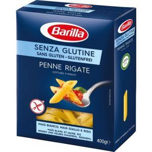 Barilla Penne rigate, sans gluten - La boîte de 400g