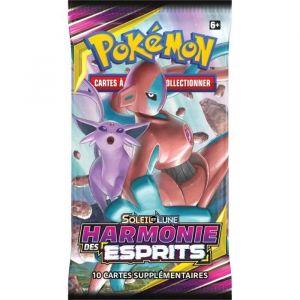 Asmodée POKEMON Soleil et Lune 11 - Harmonie des Esprits - Booster SL11 - 10 cartes Pokémon - Modèle aléatoire