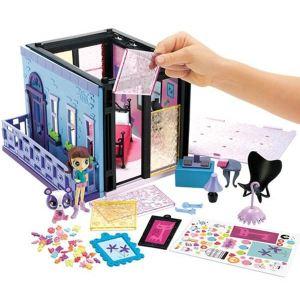 Hasbro Littlest Petshop : La chambre de Blythe Style Set