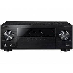 Pioneer VSX-330 - Récepteur 3D AV 5.1 Dolby True HD, DTS-HD Master Audio et Ultra HD 4K Pass Through