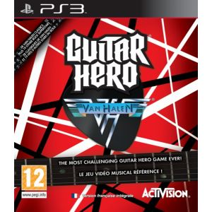 Guitar Hero : Van Halen [PS3]