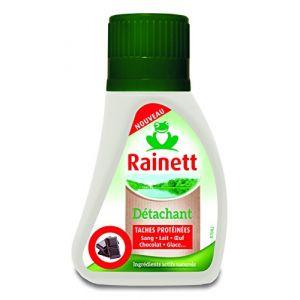 Rainett Détachant Spécifique avant Lavage Taches Protéinées 75 ml - Lot de 2
