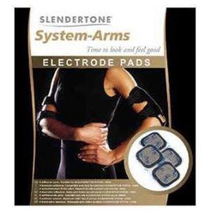 Slendertone 4 électrodes de rechange pour System Arms