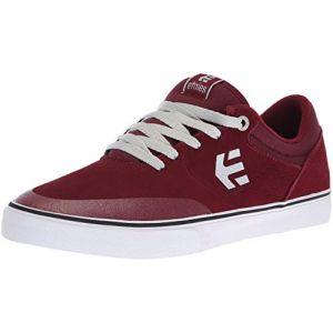 Etnies Marana Vulc, Chaussures de Skateboard Homme, Ecru (Eggplant 516), 38 EU