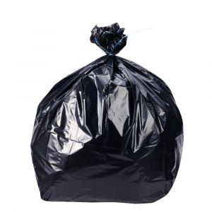 Sacs poubelles noir 30 litres déc ts standards rouleau de 20