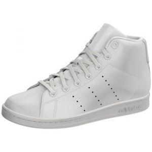 Adidas Originals Stan Smith Mid J - Baskets Enfant, Blanc