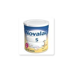 Novalac Satiete 2ème âge 800g - de 6 à 12 mois