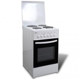 VidaXL 50342 - Cuisinière électrique 4 plaques 50 x 60 cm