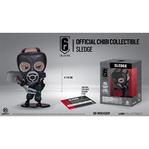 Six Collection - Chibi Figurine Sledge [PS4]