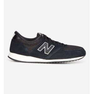 New Balance 420, Baskets Femme, Noir Black, 39 EU