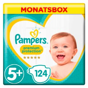 Pampers Active Fit Pants taille 5 (12-17 kg) - 132 couches-culottes