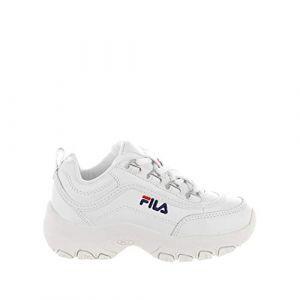 FILA Baskets, Blanc, 32 EU