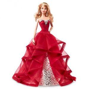 Mattel Barbie Merveilleux Noël 2015