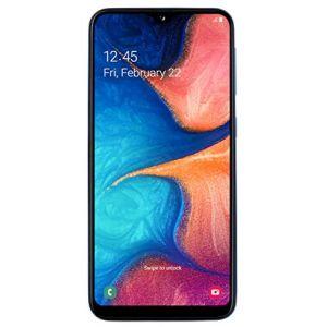 Samsung Galaxy A20e 32 Go bleu double SIM Android 9.0 13 Mill. pixel