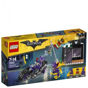 Lego 70902 - The Batman Movie : La poursuite en catmoto de Catwoman