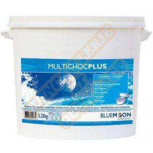 Aqualux Désinfectant chlore choc Moondifix granulés 56% seau de 5kg