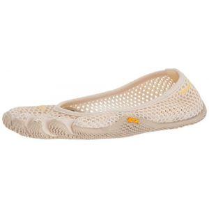 Vibram Fivefingers VI-b, Chaussures de Fitness Femme, Blanc (White Cap), 38 EU