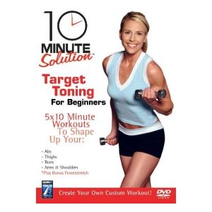 10 Minute Solution : Target Toning