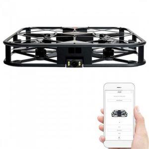 No Name Drone Télécommandé FPV Caméra Full HD 12 MP Q360 Brushless avec Cage de Protection