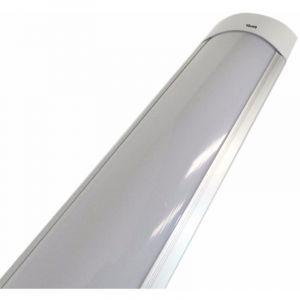 Silamp Réglette Lumineuse LED 150cm 48W - Couleur eclairage : Blanc Chaud 2300K - 3500K