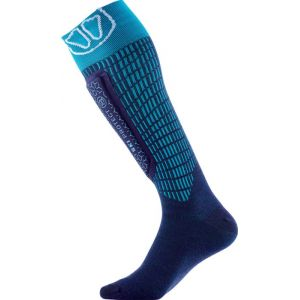 Sidas Chaussettes Ski Protect Mixte Adulte, Blue, FR : S (Taille Fabricant : S(37-38))