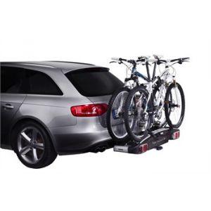 Thule Porte-vélos d'attelage plate-forme EuroClassic G6 928 pour 2 vélos