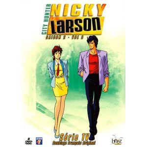 Nicky Larson City Hunter - Saison 2 - Partie 3