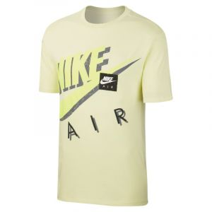 Nike Tee-shirt imprimé Sportswear pour Homme - Vert - Taille XS - Male