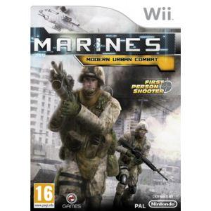 Marines : Modern Urban Combat [Wii]