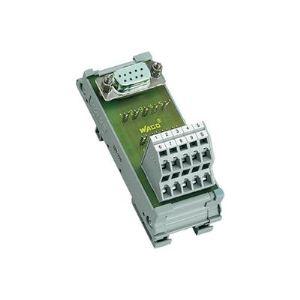 Wago 0289-0725 - Module de transfert Sub-D 51231186
