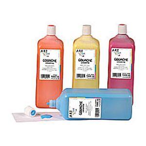Artline Gouache concentrée - 1 litre - ARTPLUS - rouge vif