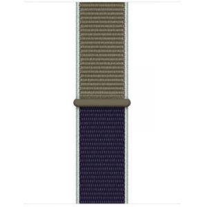 Apple Bracelet 40mm Boucle Sport kaki