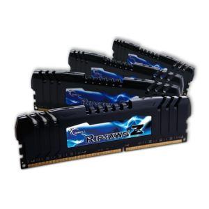 G.Skill F3-2133C9Q-32GZH - Barrettes mémoire RipjawsZ 4 x 8 Go DDR3 2133 MHz CL9 Dimm 240 broches