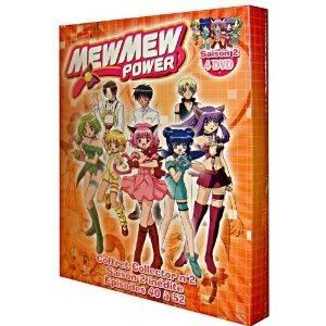 Mew Mew Power - Saison 2, Volume 2