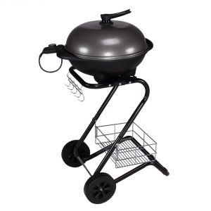 Favex Paname - Barbecue électrique avec chariot