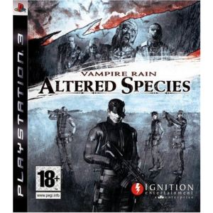 Vampire Rain : Altered Species [PS3]