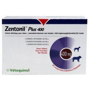 Vetoquinol Zentonil Plus 400 30 cps