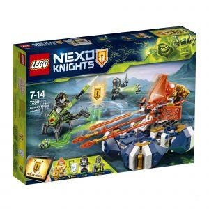 Lego 72001 - Nexo Knights : L´aérotireur de Lance