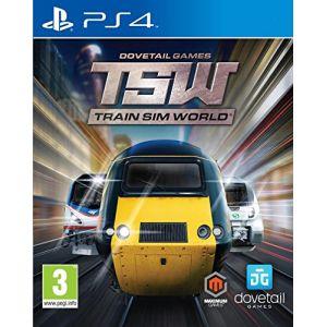Train Sim World sur PS4