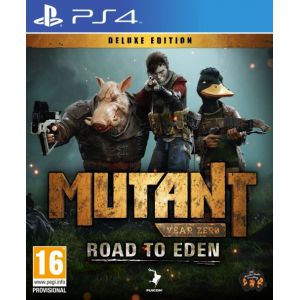 Mutant Year Zero Road to Eden Deluxe edition [PS4]