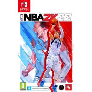 NBA 2K22 [Switch]